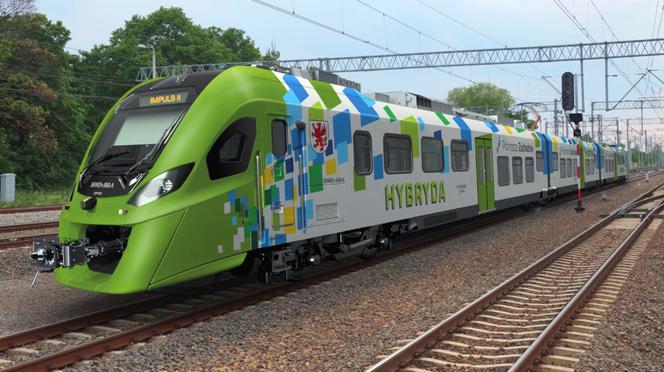 Nowoczesny transport kolejowy w Polsce!