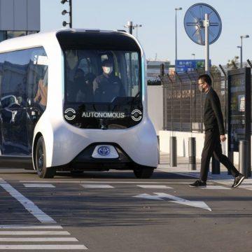 Toyota wdraża autonomiczny środek transportu publicznego?