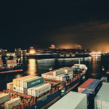 Łańcuch dostaw nie ugiął się pandemii