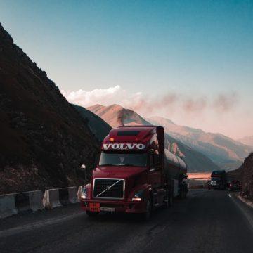 Styczeń. Zakazy dotyczące ruchu ciężarówek