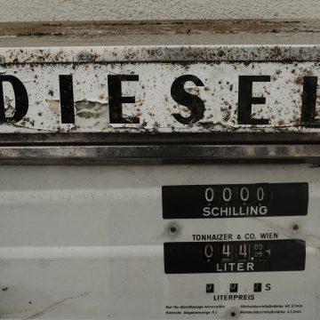 Olej napędowy – cena idzie w górę!