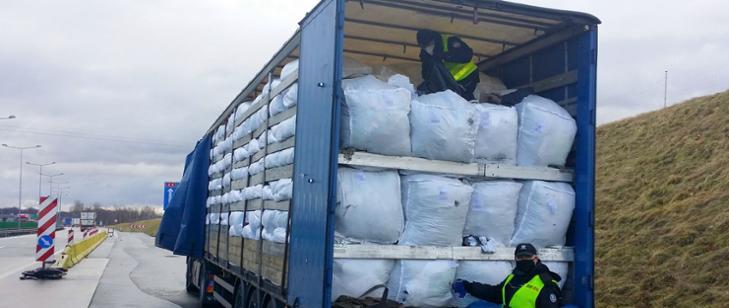 Krajowa Administracja Skarbowa zbroi się do walki z kierowcami samochodów ciężarowych!