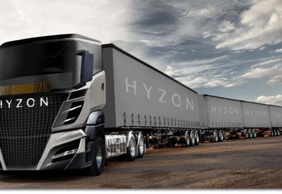 Już wkrótce – wodorowa ciężarówka dostępna w leasingu!