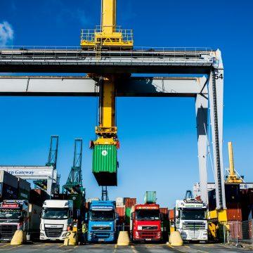 Port w Antwerpii – odbiór kontenerów na podstawie cyfrowej tożsamości?