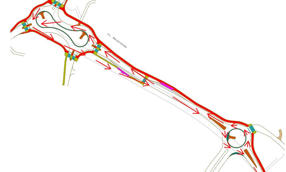 GDDKiA: zmiana organizacji ruchu na drodze ekspresowej S14! Co się zmieni od poniedziałku?