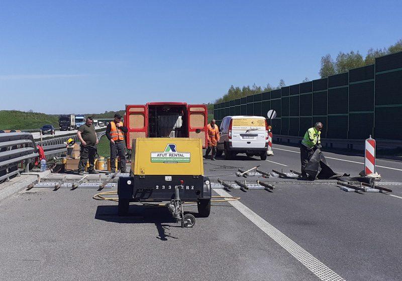 GDDKiA: zbliża się koniec prac gwaracyjnych na autostradzie A1