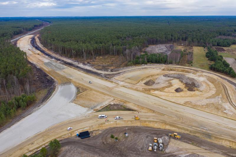 GDDKiA: blisko 1,5 tysiąca kilometrów dróg w realizacji