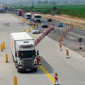 GDDKiA: zbliżają się utrudnienia drogowe na autostradzie A1! Co się stało?