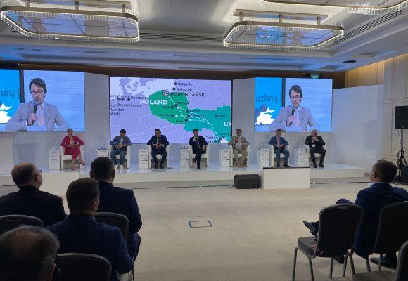 PKP CARGO CONNECT wzięło udział w Forum Portów Ukraińskich. Nowe połączenia?