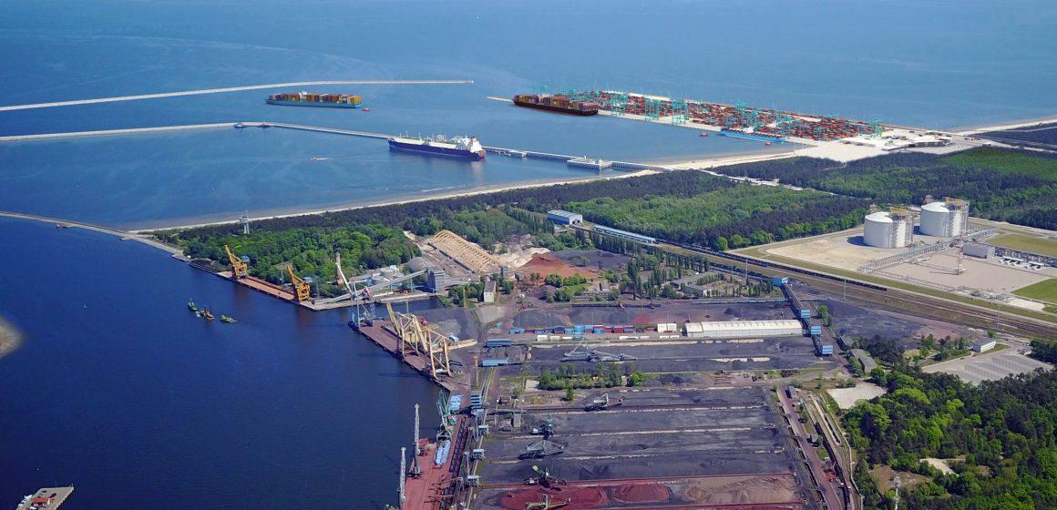 Zachodniopomorskie: pogłębienie toru podejściowego portu w Świnoujściu