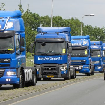 Wczoraj zmieniono przepisy drogowe. Co to oznacza dla kierowców ciężarówek?