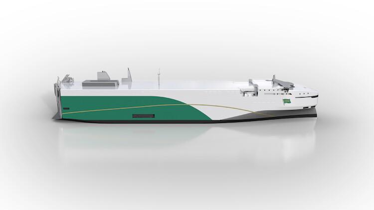 Volkswagen wykonał kolejny krok w stronę logistyki niskoemisyjnej zasilanej gazem LNG